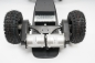 "Preview: MO-BO - Elektro-Skateboard ""Black Line"" 2600 Watt, Channel Trucks"