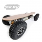 "Mobile Preview: MO-BO - Elektro-Skateboard ""Classic Wood"" 1.300 Watt ALL-TERRAIN, 36V, Channel Trucks, Lithium 22 Ah"