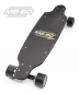 "Preview: MO-BO - Elektro-Skateboard ""Black Line"" 2800 Watt, 36V, Lithium 10 Ah"