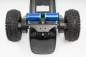 "Preview: MO-BO - Elektro-Skateboard ""Black Line"" 4000 Watt, Channel Trucks, 36V, Lithium 49,5 Ah"