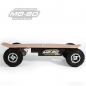 "Preview: MO-BO - Elektro-Skateboard ""Classic Wood"" 800 Watt ALL-TERRAIN, Channel Trucks, 36V, Lithium 49,5 Ah"