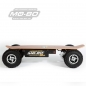 "Preview: MO-BO - Elektro-Skateboard ""Classic Wood"" 800 Watt ALL-TERRAIN, Channel Trucks, ohne Akku"